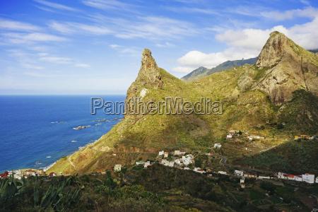 taganana village anaga mountains tenerife canary