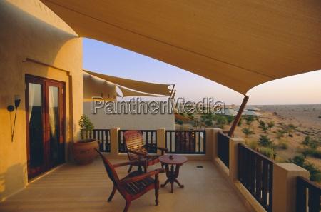 lebensstil hotels horizontal balkon stuehle hotel