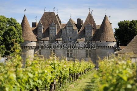 chateau de monbazillac monbazillac dordogne france