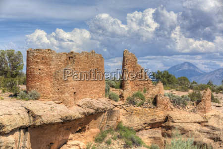 hovenweep castle square tower group anasazi