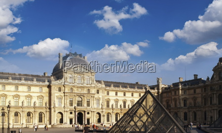 louvre paris france europe