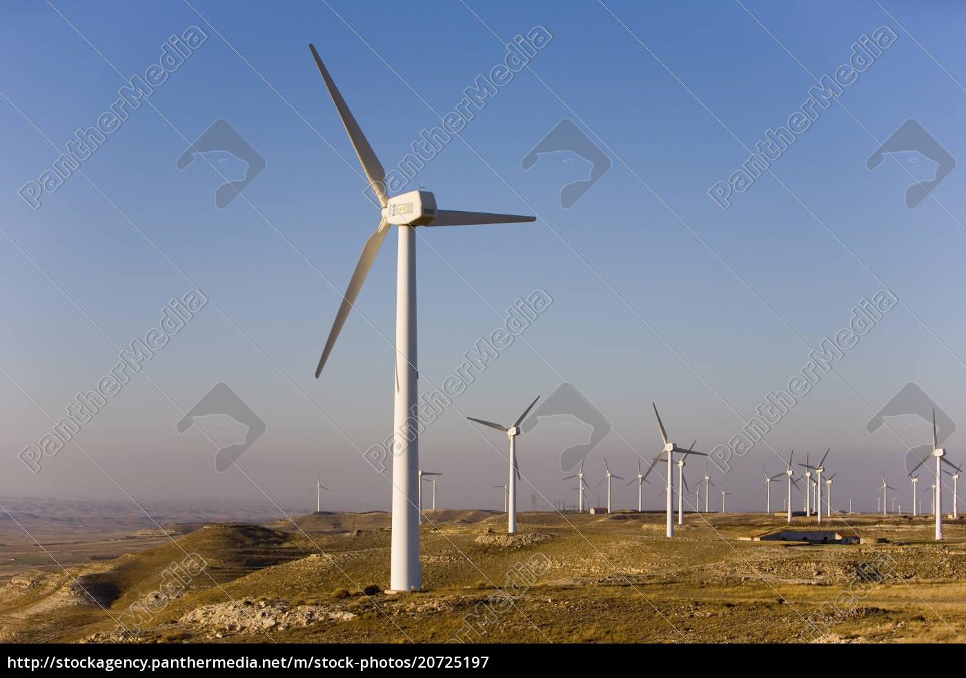 wind, farm, , la, muela, , zaragoza, , aragon, - 20725197