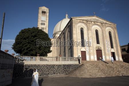 the greek orthodox church asmara eritrea