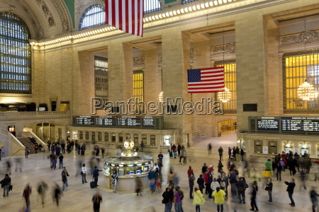 central station hall grand central station