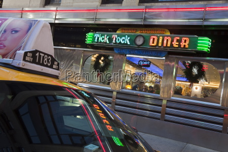 diner in midtown manhattan new york