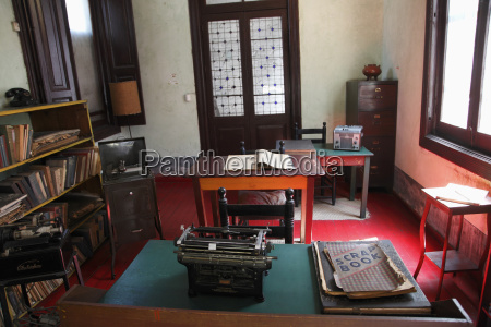 museo casa de leon trotsky leon