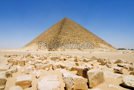 the red pyramid senefru pyramid dahshur
