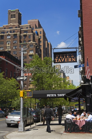petes tavern on irving place gramercy
