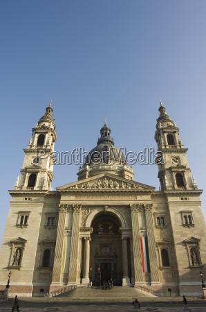 st stephens basilica budapest hungary europe