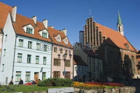 fahrt reisen altstadt europa horizontal museum