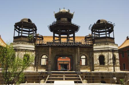 fahrt reisen asien horizontal museum outdoor