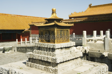 zijin cheng the forbidden city palace