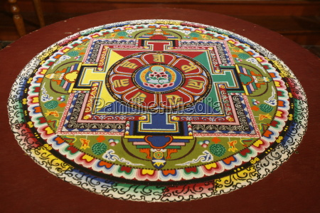 mandala of compassion paris ile de