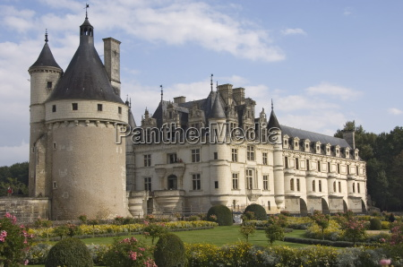chateau de chenonceau and the marques