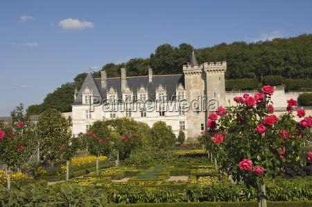 chateau de villandry unesco weltkulturerbe indre