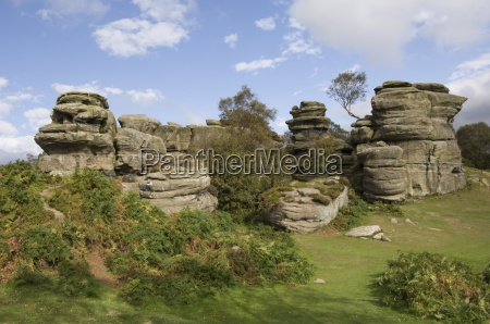 brimham rocks brimham moor near ripon