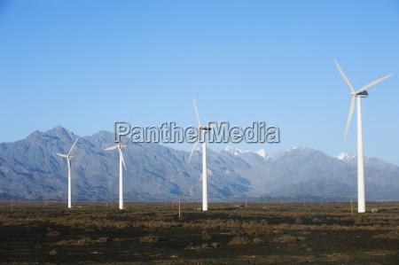chinas largest wind turbine farm near