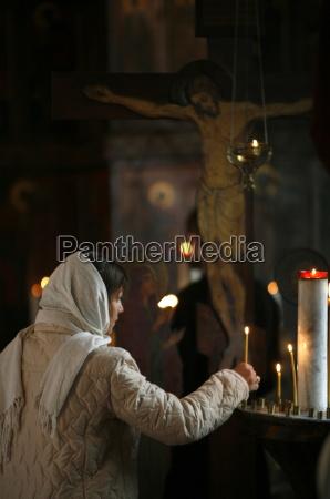 orthodox devotee paris ile de france