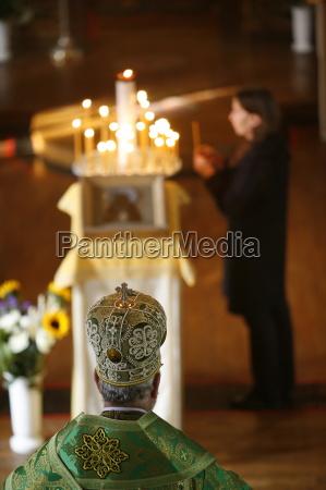 orthodox celebration paris ile de france