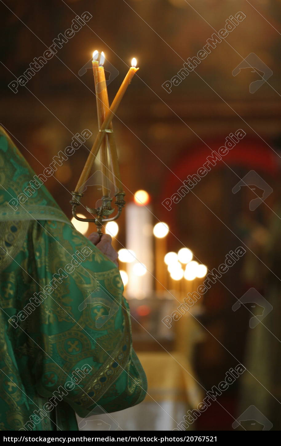 orthodox, celebration, , paris, , ile, de, france, - 20767521