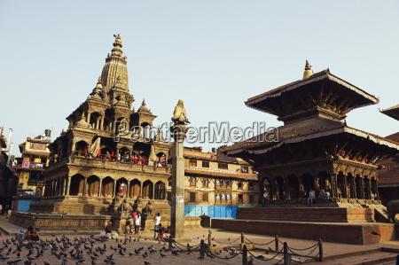 krishna mandir a 7th century hindu