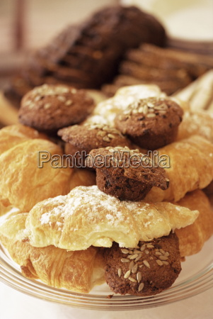 croissants und muffins suedafrika afrika