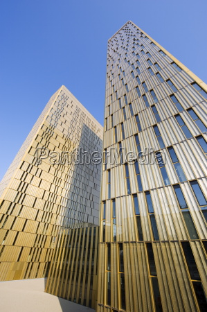 gerichtshof der europaeischen gemeinschaften moderner architektur