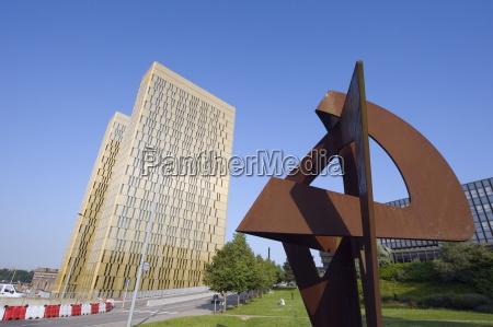 moderne kunst gerichtshof der europaeischen gemeinschaften