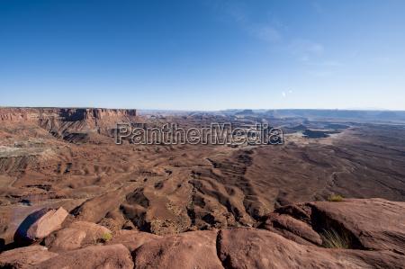green river overlook canyonlands national park