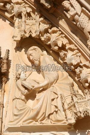 evangelist matthew and his symbol man