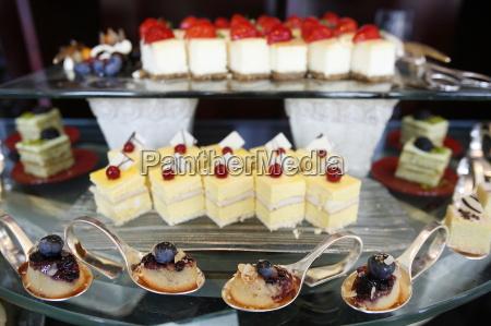 dessert buffet doha katar naher osten