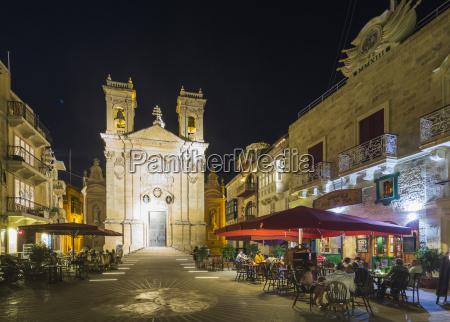 basilica of st george victoria rabat