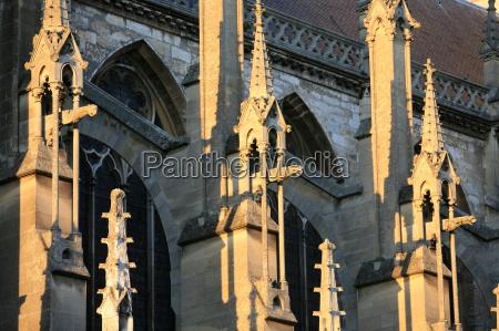 evreux cathedral evreux eure normandy france