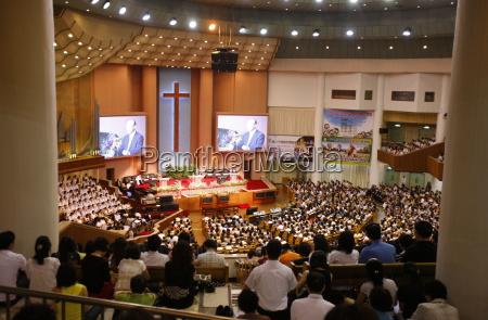 yoido full gospel church die groesste