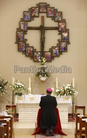 religion kirche hut altar person fotografie