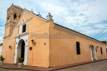 church in mompox colombia