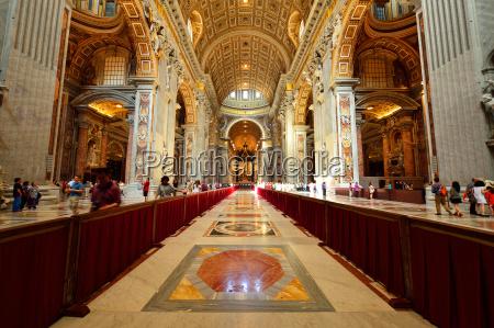 san pietro church st peters basilica