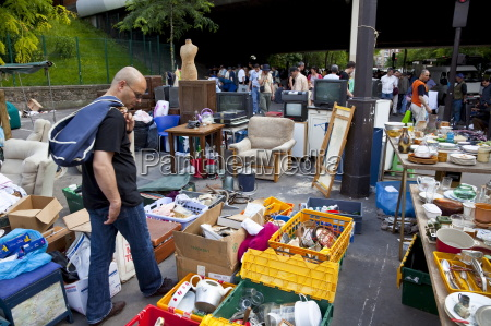 thieves market les puces de saint
