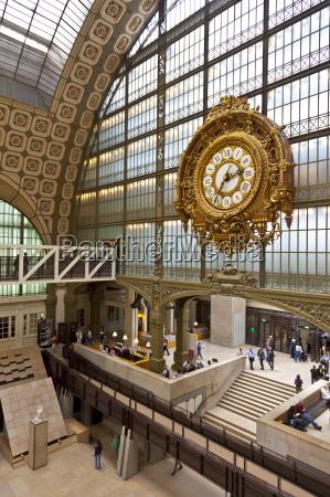 musee dorsay paris france europe