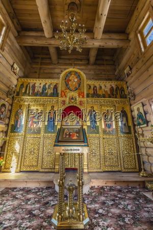 eastern orthodox trinity church bellingshausen russian