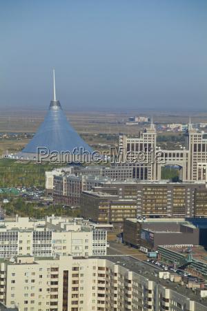 torre passeio viajar cidade cor moderno
