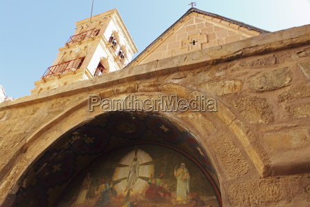 the oldest christian monastery in the
