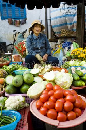 fahrt reisen farbe asien hut portrait