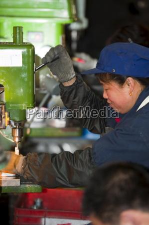 arbeiter technologieindustrie hebei provinz hebei china
