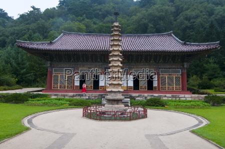 pohyon sa ein koreanischer buddhistischer tempel
