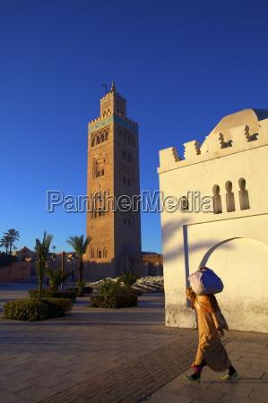 koutoubia mosque unesco world heritage site