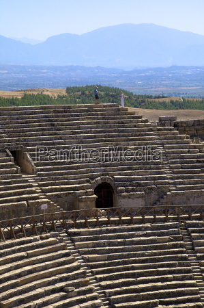 theatre at hierapolis unesco world heritage