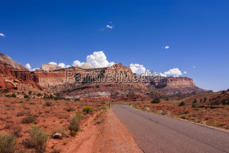 capitol reef national park utah united