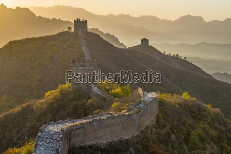great wall of china unesco world