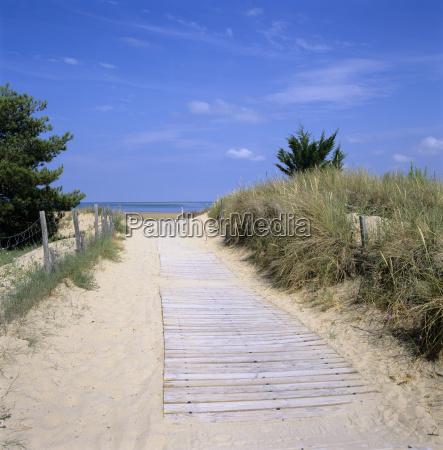 beach on the west coast ile